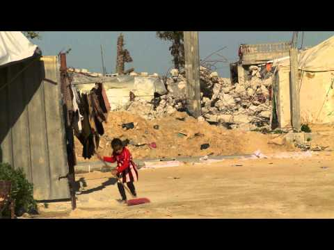 Despite war's end, Gaza still struggling to rebuild