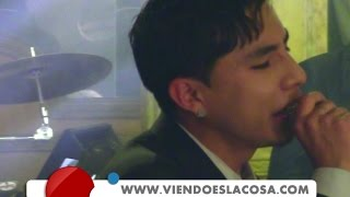 VIDEO: VETE - ANÓNIMO (Alex Rivas) EN VIVO