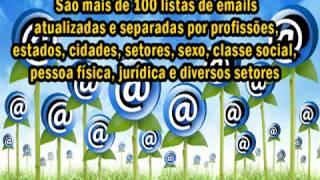 Lista de Email de Advogados do Brasil - Mala direta