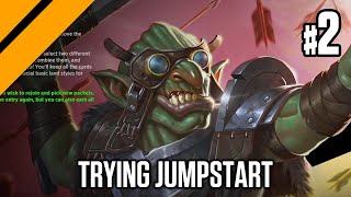 Day[9] Tries Jumpstart P2   MTG Arena