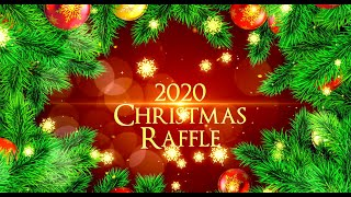 Publication Date: 2020-12-11 | Video Title: Christmas Raffle 2020 - Rosebu