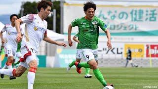 ヴァンラーレ八戸vsFC今治 J3リーグ 第9節