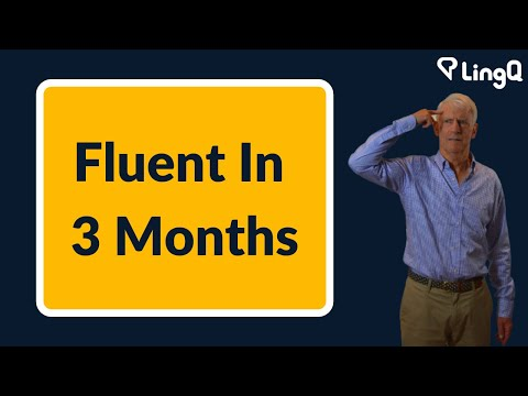 Fluent In 3 Months?