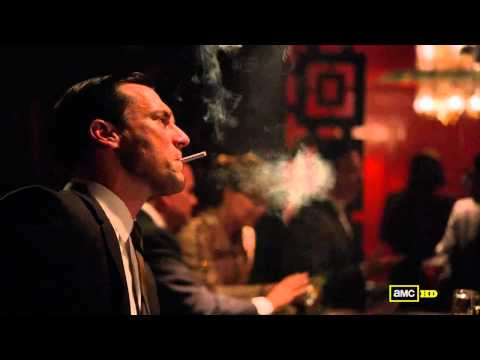 Mad Men HD - Don Draper - S05E13 - Final Scene - You only live twice