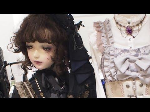 Gothic LIVING Doll≪DOLL MODEL 橋本ルル≫