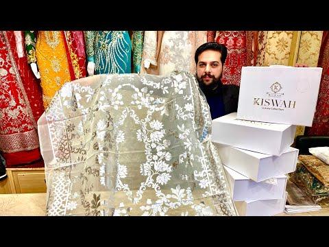 Pakistani Designer King Replica | Maria B | Mashq | Zebtan | Lush | Bridal Maxi | Suffuse | Saree