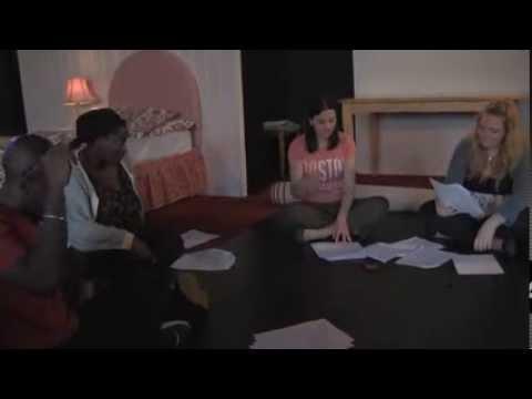 Soho Theatre Young Company - Comedy Readthrough