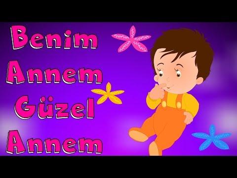Benim Annem Güzel Annem + 47 Dakika Çocuk Şarkıları Ve Ninni | Balon TV