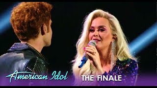 Katy Perry & Jeremiah Lloyd Harmon WOW Finale Performance | American
