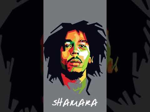 Bob Marley Shamara Rebirth 😍😙