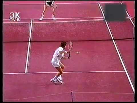 Becker vs. Leconte Stuttgard 1993
