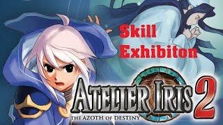 Atelier Iris 2: Azoth of Destiny - Skill Exhibition [HD]
