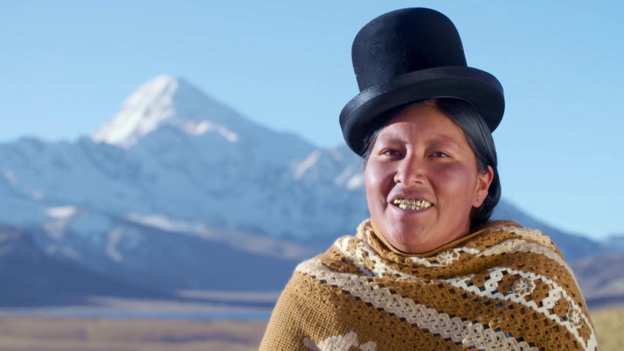 Kobiety w Boliwii trwają przy mężach, mimo tego, że się nad nimi znęcają [Kobieta na krańcu świata]