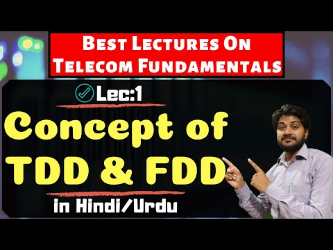 Concept of TDD/FDD-Hindi/Urdu Bhupinder Rajput