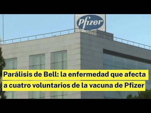 Vacuna de Pfizer - Parálisis De Bell