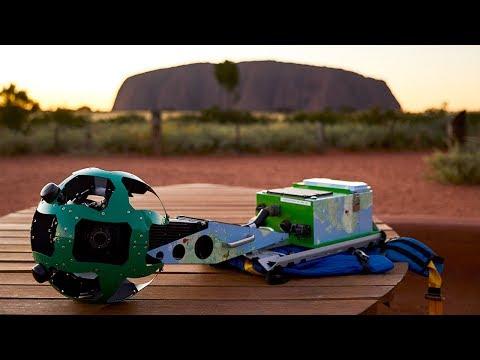 Uluru-Kata Tjuta National Park | Google Maps Street View Launch