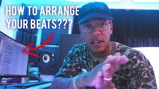 HOW TO ARRANGE YOUR BEATS (BEATS STRUCTURE) 💜(Fl Studio Beginner Tutorial)