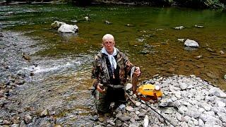 Рыбалка в Приморье Река Журавлевка Хариус ленок 30 06 04 07 2021 г День 2