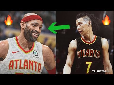 How Vince Carter Fits With the Atlanta Hawks | Playing With Trae Young & Jeremy Lin!
