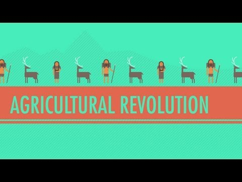 The Agricultural Revolution: Crash Course World History 1