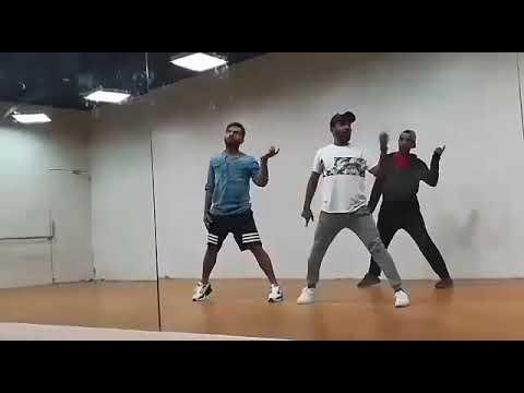 Dharmesh sir punit pathak dancing video