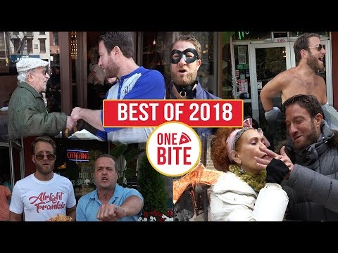Barstool Pizza Review - The Best of 2018