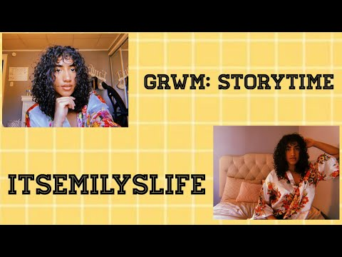 grwm:-storytime;-when-i-got-my-hair-cut-and-more...