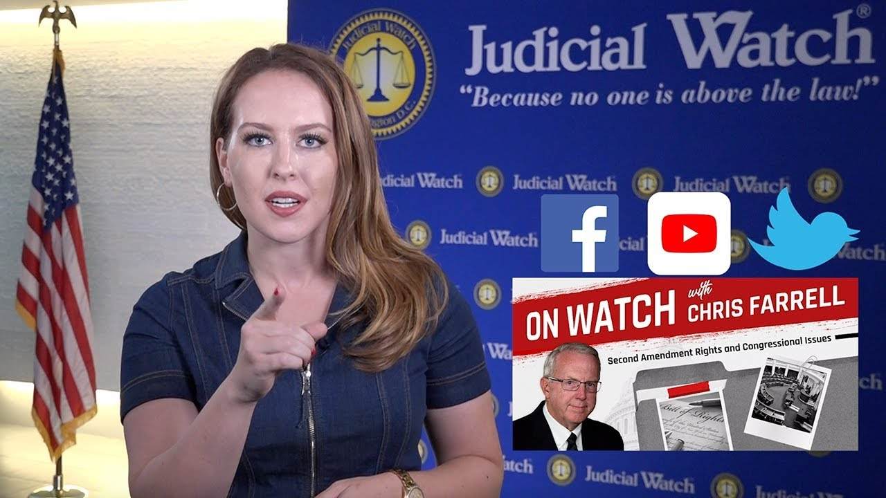 TONIGHT AT 7PM ET!    On Watch With Chris Farrell