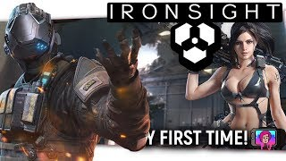 "🔫""Ironsight"" New Free FPS Like Call of Duty 