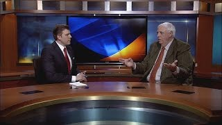Dan Thorn: Billionaire Businessman Jim Justice talks 2016 Race