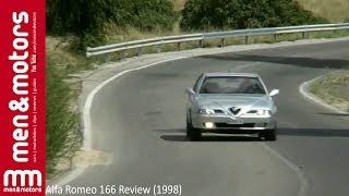 Alfa Romeo 166 Review (1998)
