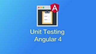 Unit Testing with Angular