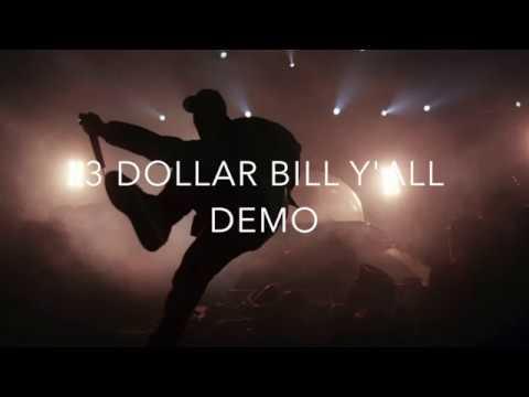 FRED DURST Limp Bizkit 3 Dollar Bill Y'all Demo
