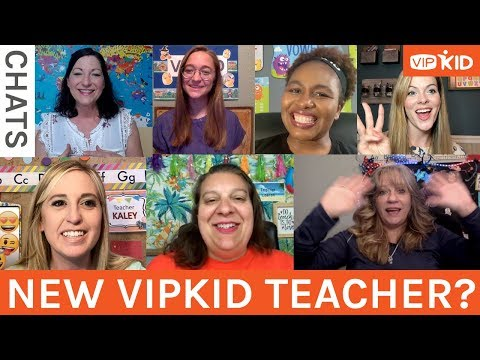Everything You WANT To Know About Being A VIPKid Teacher!