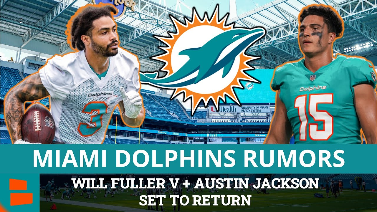 Dolphins WR Will Fuller will not play Week 2 vs. Buffalo due to a ...