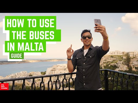 Using the Bus in Malta: Tickets, Cash & Cards Explained!