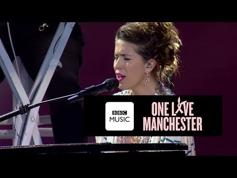 Imogen Heap - Hide and Seek (One Love Manchester)