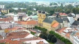 Mon périple en Europe de l'est, la Slovaquie (Tome 1) septembre 2010