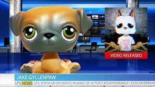 LITTLEST PET SHOP NEWS:  VIDEO RELEASED OF KIDNAPPED ACTOR TOM DAWSON - BREAKING NEWS UPDATE #2