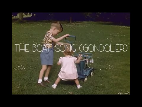 The Boat Song (Gondolier) - Lyric Video