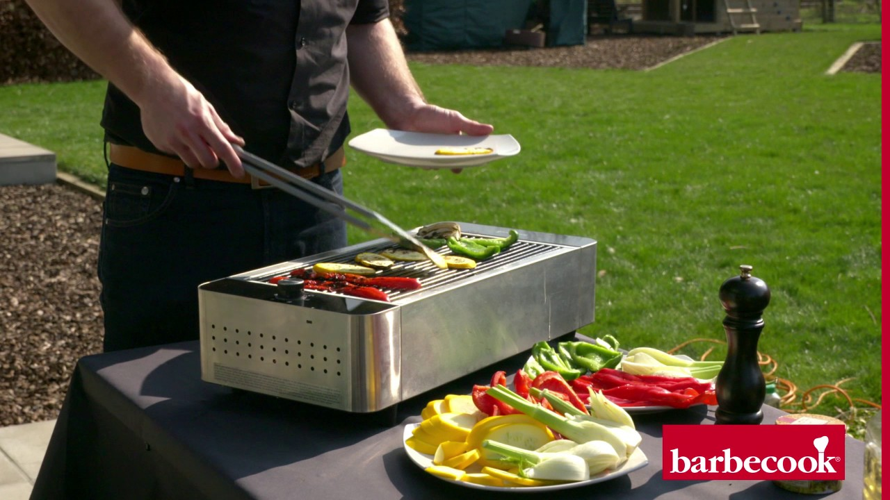 Barbecook Holzkohlegrill Carlo Test : Groenten op de barbecue barbecook karl youtube