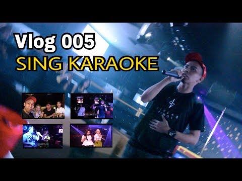 VLOG 005: SING KARAOKE | Life in Dubai