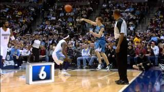 NBAベストスティール(2010-2011-week9)