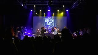 Battle MC Romania Bonel vs OCD (editia 2017)
