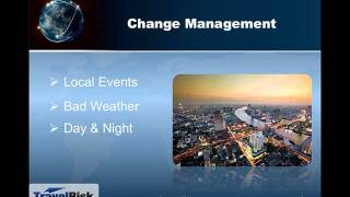 Business Travel Safety Briefing:Thailand-Tony Ridley