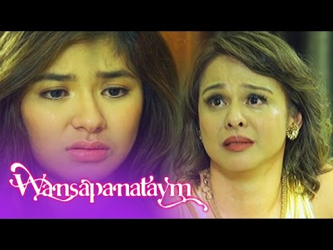 Wansapanataym: Audriana asks for Goldie