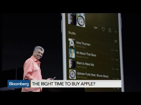 When Is The Best Time To Buy Apple Stock?