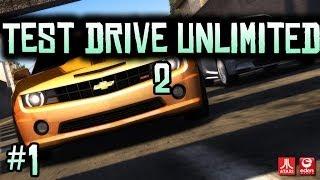 Test Drive Unlimited 2 Parte 1 | empezando a jugar