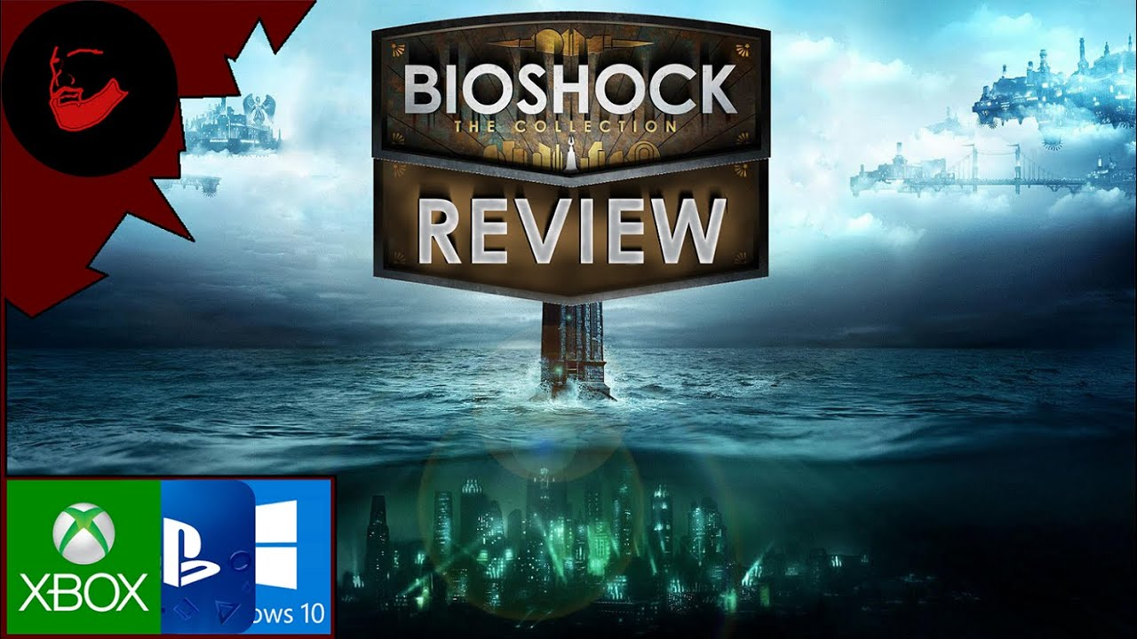 collection reviews bioshock the collection review xbox one youtube