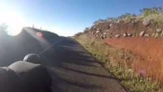 Madeira downhill: Pico do Arieiro. GoPRO part I.